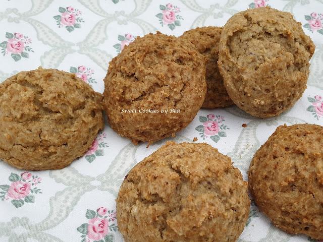 galletas de limón para bebés