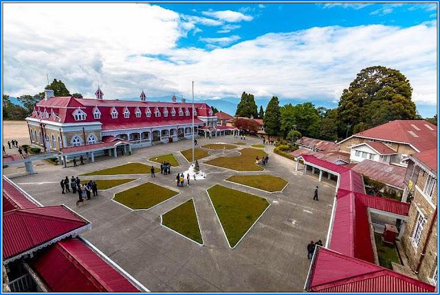 St Paul's School in Darjeeling