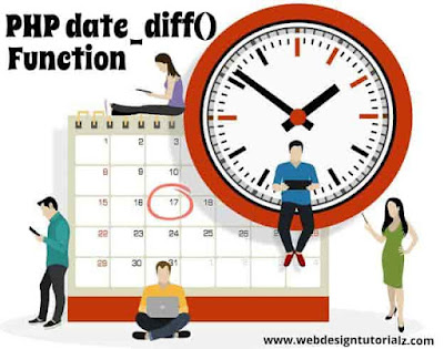 PHP date_diff() Function