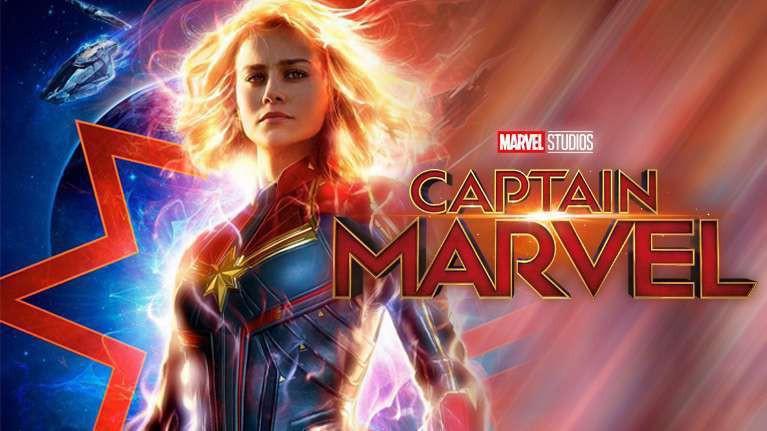 Phim Đại Úy Marvel - Captain Marvel (2019)