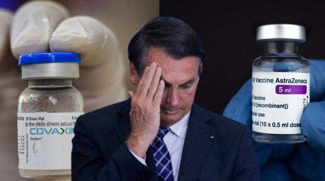 Caso Cavaxin, propina AstraZeneca: bolsonaristas atordoados com escândalos de corrupção no governo Bolsonaro