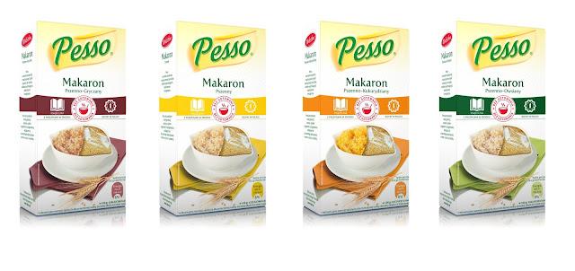 Pesso - makaron bez gotowania