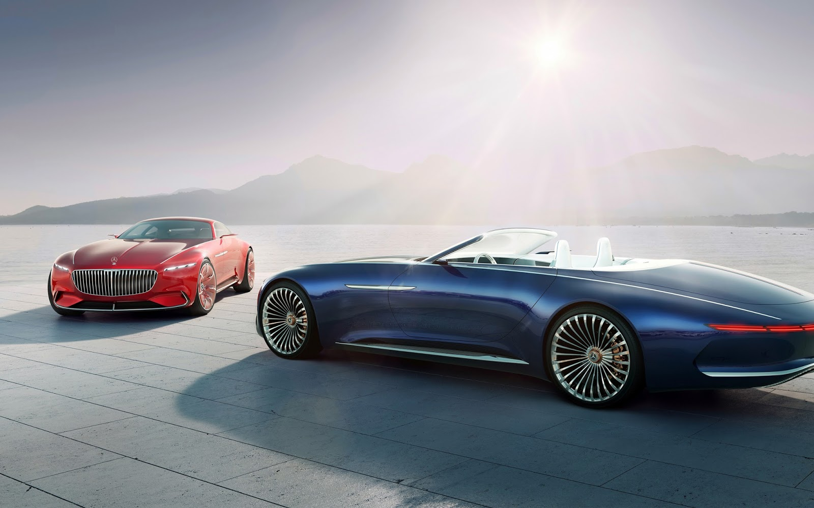 Lifestyle and luxury mercedes maybach 6 cabriolet maybachs land mercedes maybach 6 coup and mercedes maybach 6 cabriolet courtsey daimler ag buycottarizona