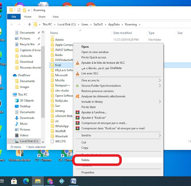 how-to-reset-kodi-to-default-settings-on-windows-pc