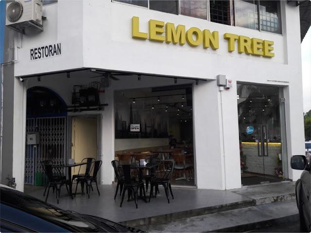 lemon tree restaurant johor