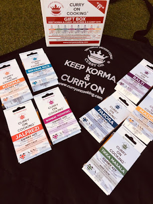 Curry On Cooking curry gift sets