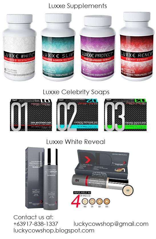 luxxe white wholesaler
