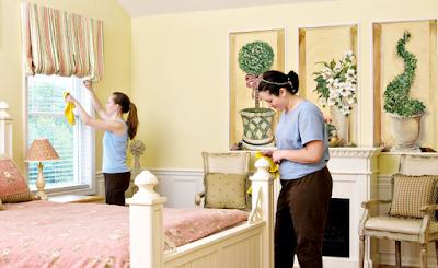 5 Area Terpenting yang Harus di Bersihkan di Ruangan Kamar Tidur