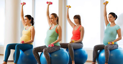 safest way to lose weight during pregnancy