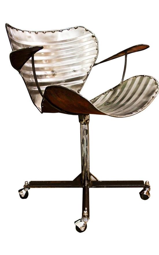 7 ide desain kursi dari drum bekas