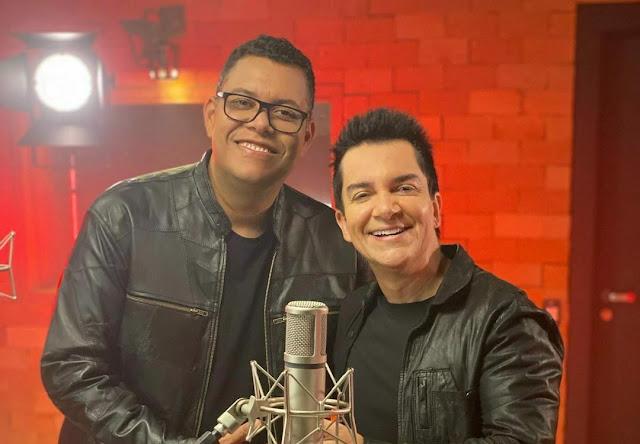 Regis Danese lança feat com Anderson Freire