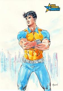 Super Commando Dhruva Comics PDF Download, Read Online (सुपर कमांडो ध्रुव)