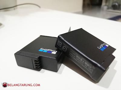 Bateri Action Camera GoPro Original