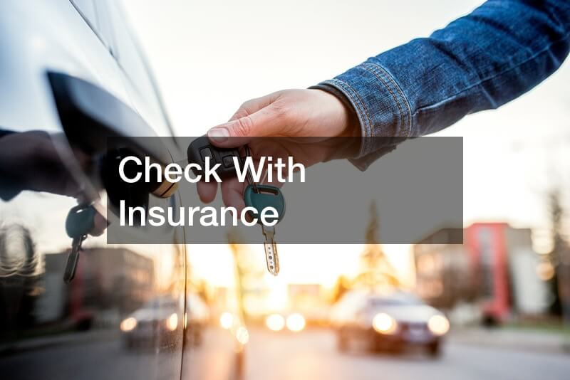 Check With Insurance