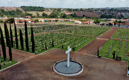 Cemitério Jardim da Saudade, no Europa/América, será ampliado em 50%