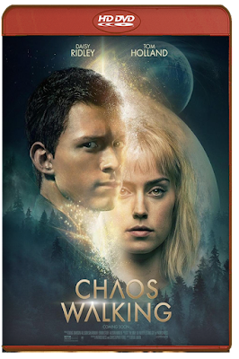Chaos Walking [2021] [DVDR BD] [Latino]