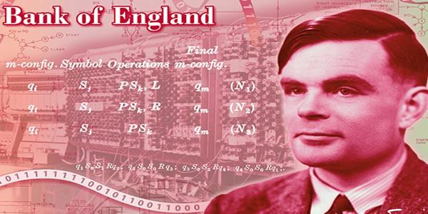 'Pai da computação' Alan Turing estampará notas de 50 libras.