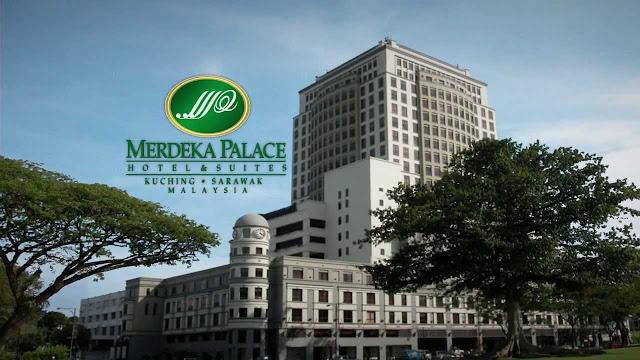 Merdeka Palace Hotel in Kuching