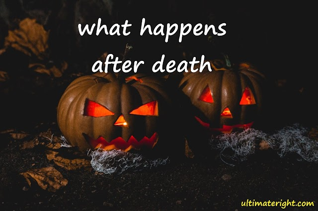 what happens after death hindi