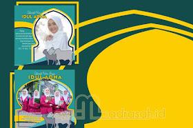 Bingkai Foto & Twibbon Ucapan Selamat Idul Adha