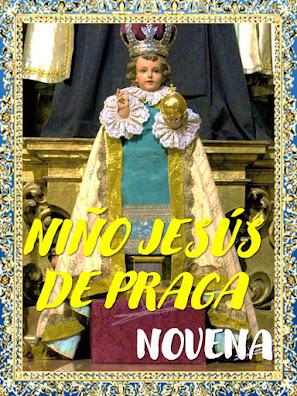 NIÑO JESÚS DE PRAGA MILAGROSO