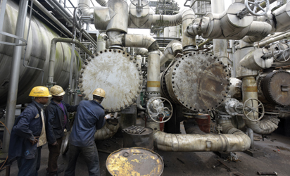 FG halts further investment in refineries