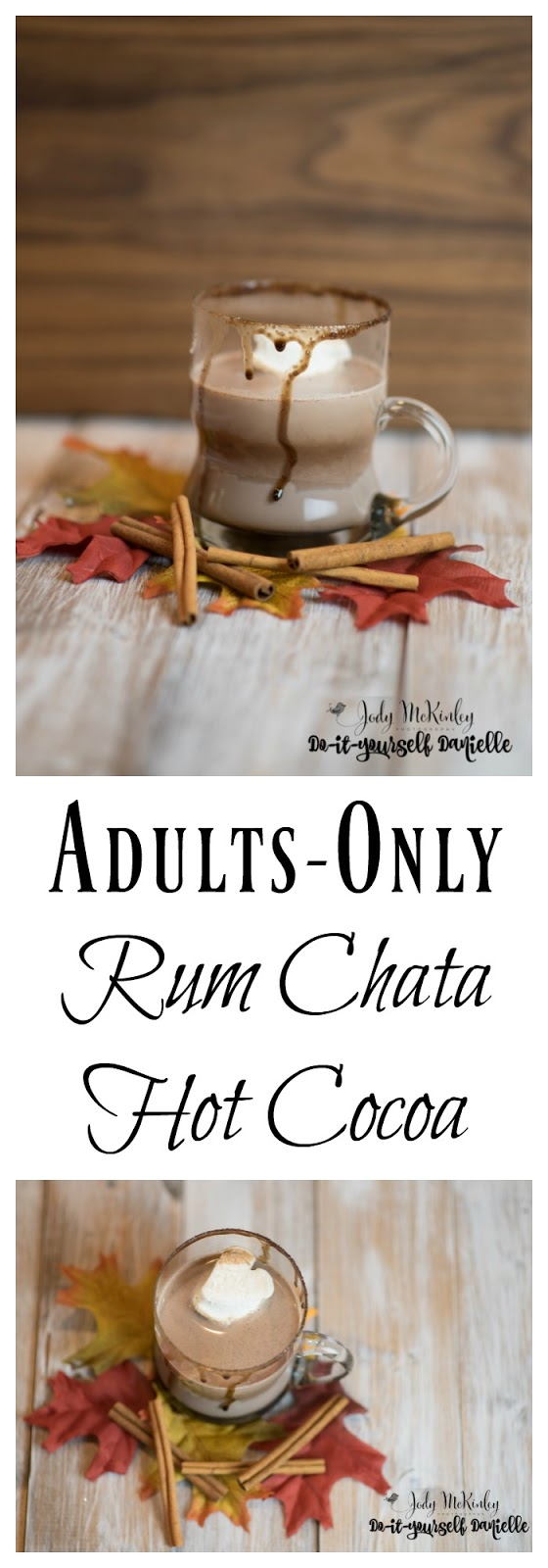 Recipe for Alcohol Hot Chocolate with Rum Chata