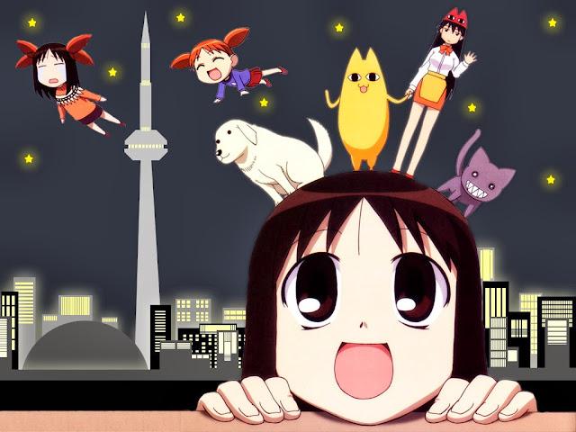 Azumanga Anime wallpapers