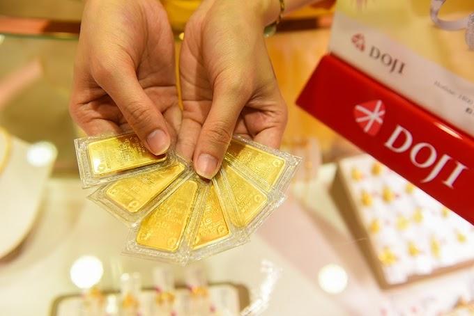 Cập Nhật Giá Vàng Tăng Mạnh Trong Hai Tuần Trở Lại Đây