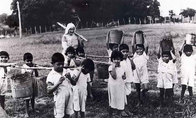 Religiosa na Missão Anchieta entre os indígenas da Amazônia: modelo da evangelização e civilização que o Sínodo pan-amazônico recusa.
