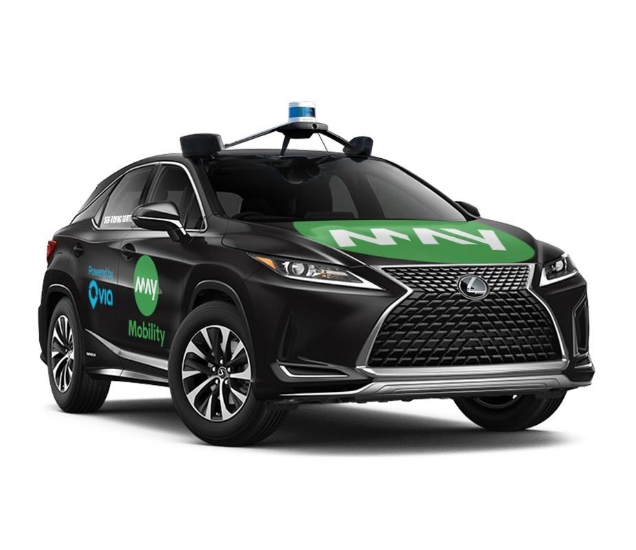 May Mobility Announces On-Demand Autonomous Service In Grand Rapids, Michigan