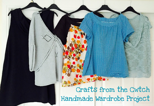 Crafts from the Cwtch Handmade Wardrobe Project