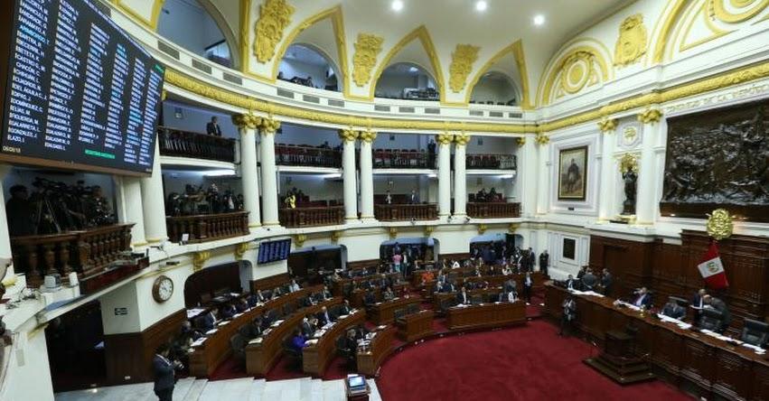 Congreso de la República se reúne hoy para evaluar declaratoria de emergencia del CNM