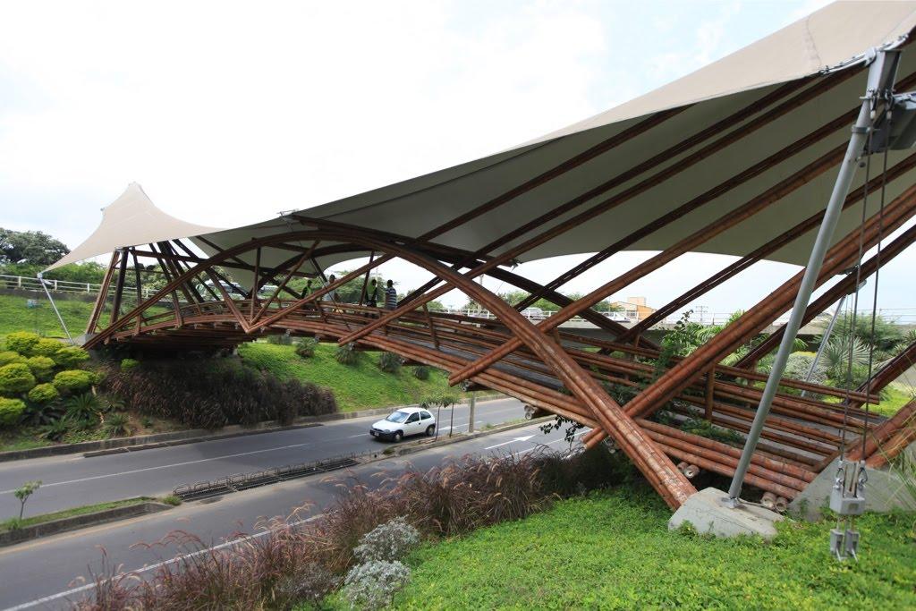 Puente en Cúcuta, Colombia.