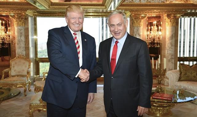 Netanyahu Habla con Trump
