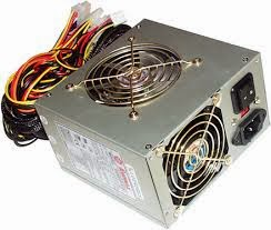 Basic parts of Computer - Power Supply - PSU