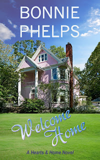 Welcome Home Book Cover