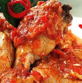 Resep Ayam Rica - Rica