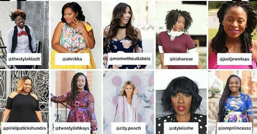 Events: Shop The Bloggers Closet July 22nd hosted by the The Style Klazit