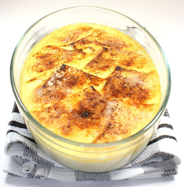 Posh Bread and Butter Pudding