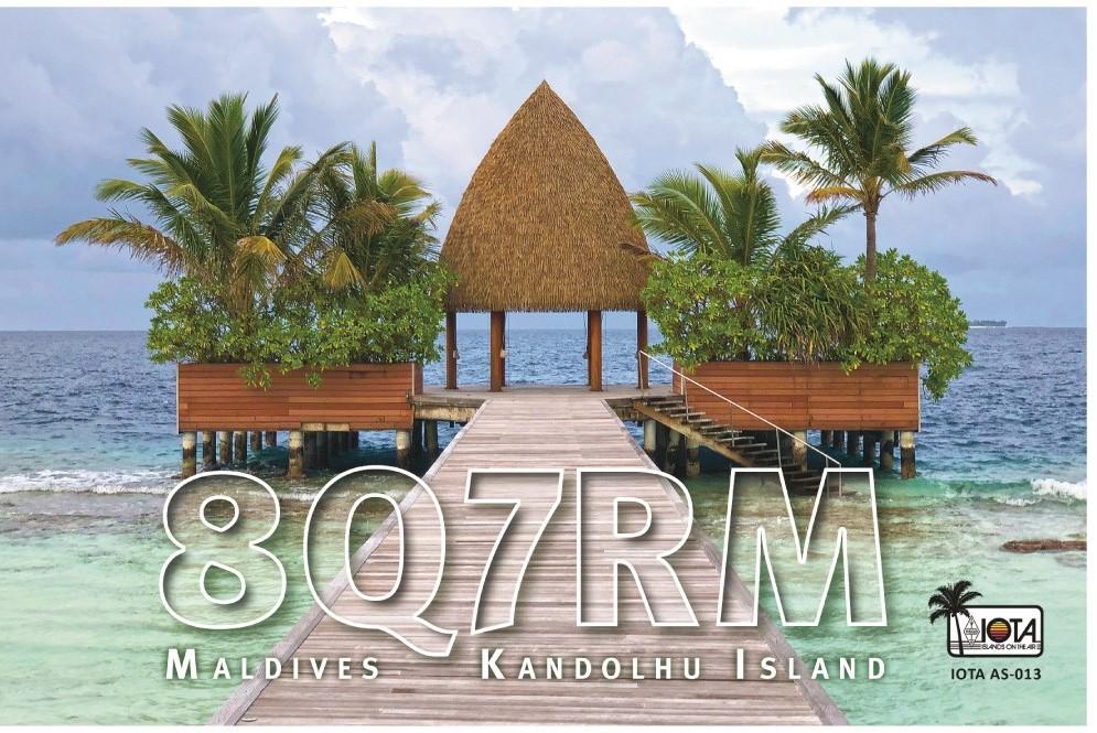 DX-Pedition 2021 Kandolhu Island, Maldivas
