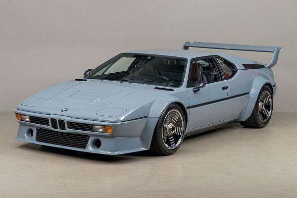 No te pierdas a este espectacular BMW M1 Procar restaurado por Canepa
