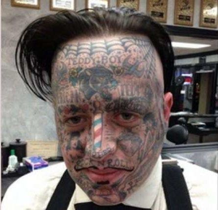 Craziest Body Tattoos of all time (10 Pics)