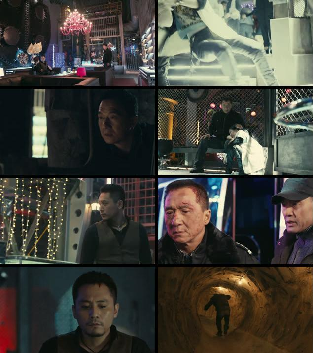 Police Story 2013 Dual Audio Hindi 720p BRRip