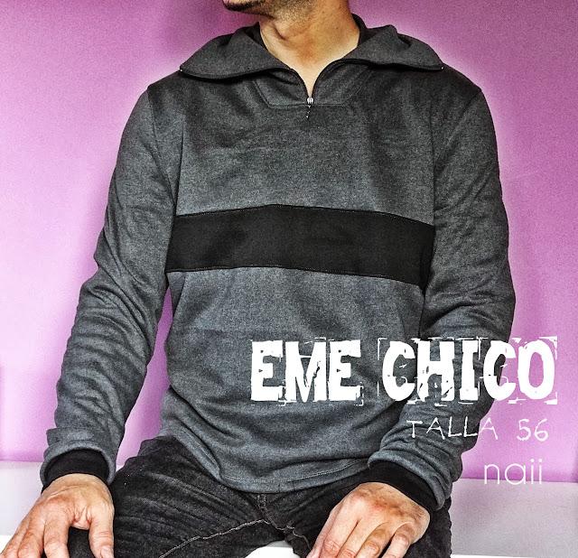 Eme Chico + patron free