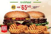 Promo Carl's Jr Special Grabfood Diskon Hemat Hingga 40%