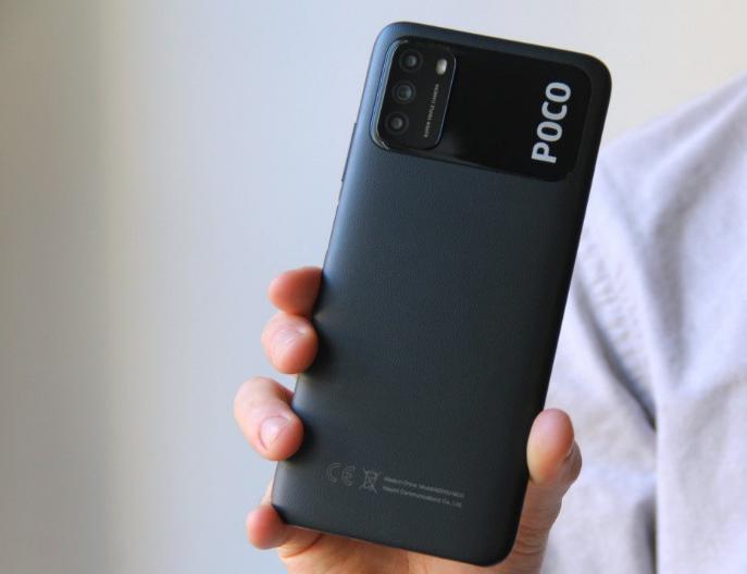 سعر ومواصفات هاتف Xiaomi Poco M3