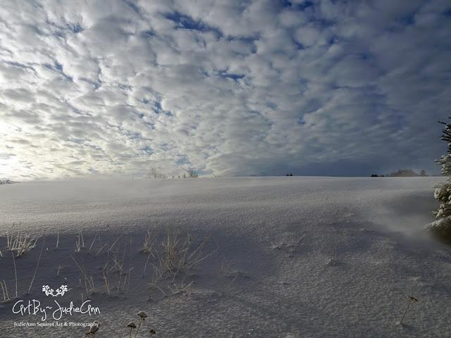 Snowdrifts & Sunbeams