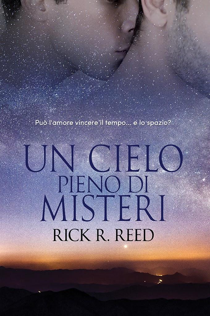 """Libri in uscita: """"Un cielo pieno di misteri"""" di Rick R. Reed"""