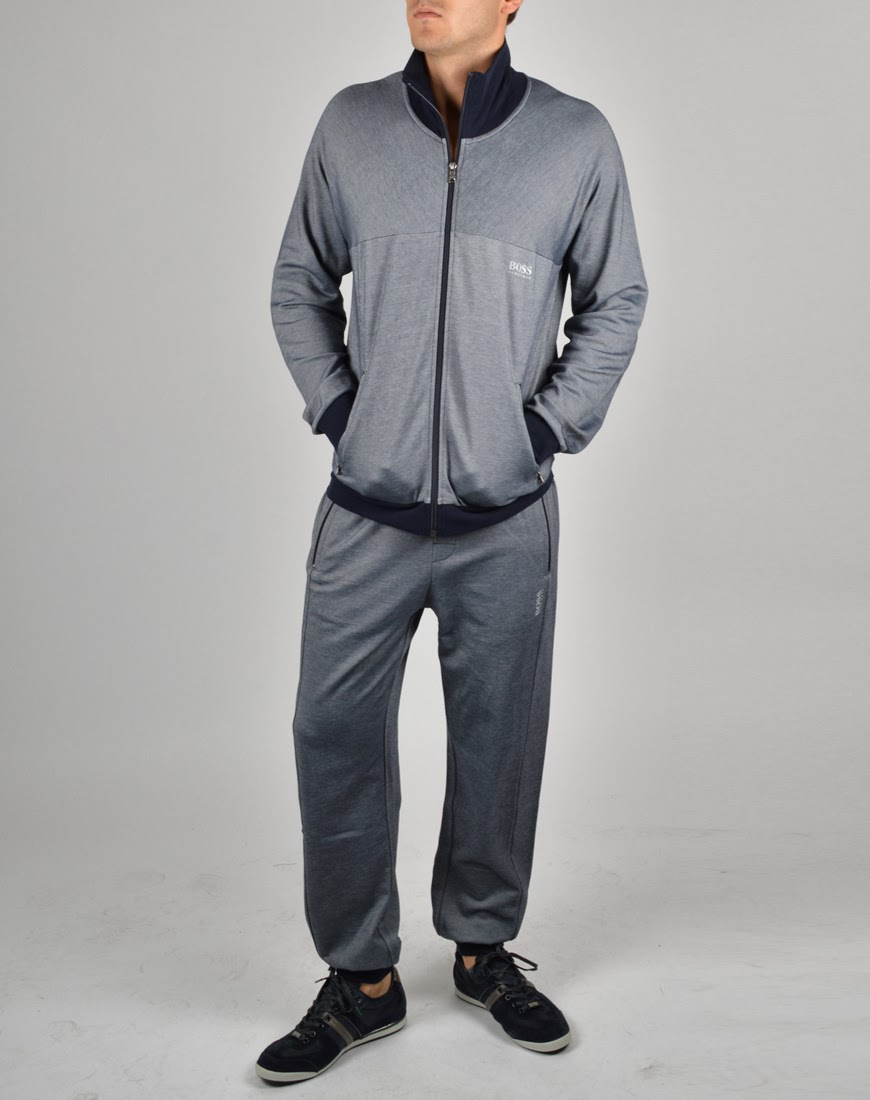 Beauty And Fashion Hugo Boss Tracksuit